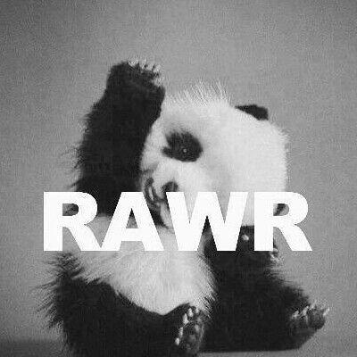 Rawr=i♡u