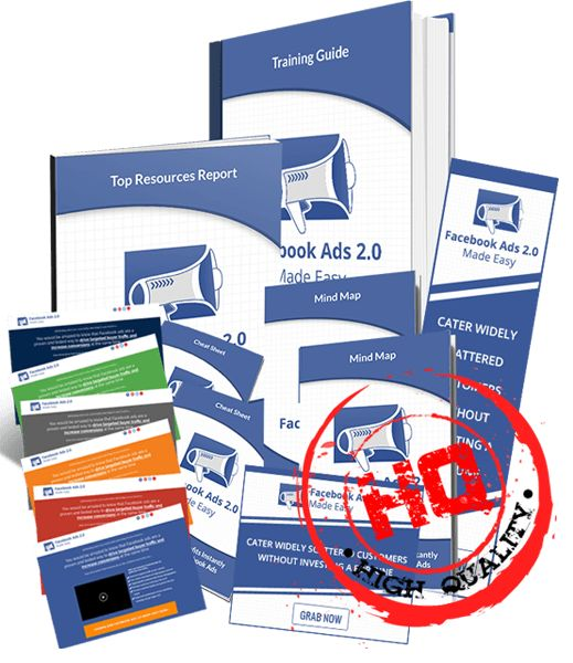 Facebook Ads 2.0 Biz in a Box Monster PLR Review