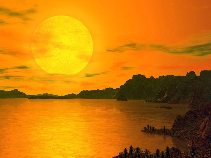 """Глизе 581, она же Вольф 562 – звезда класса красный карлик, расположенная в созвездии Весов, в 20,4 св. лет от Земли. Это первая открытая учёными экзопланета Глизе 581 С в пределах """"обитаемой зоны"""". Темп. поверхности планеты составляет от -3°С до +40°С, а значит, она может быть обитаемой. Гравитация на ее поверхности в полтора раза выше земной, а """"год"""" составляет всего 13 дней. В результате столь близкого расположения относительно звезды, Глизе 581 С всегда повернута к ней одной стороной."""