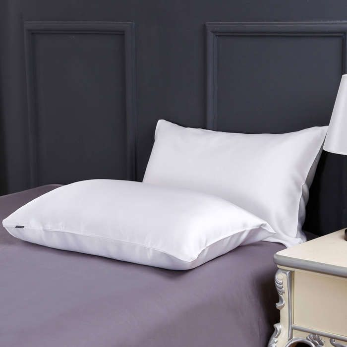 10 Best Silk Pillowcases Best Silk Pillowcase Pillow Cases Silk Pillowcase