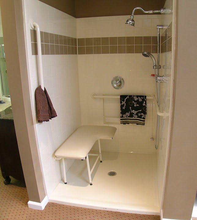 41 Best Barrier Free Shower Images On Pinterest Bath