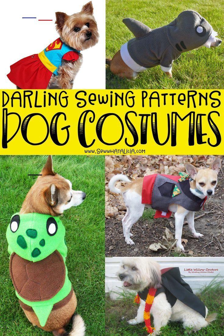 Darling Diy Dog Costumes To Sew Darling Diy Dog Costumes To Sew