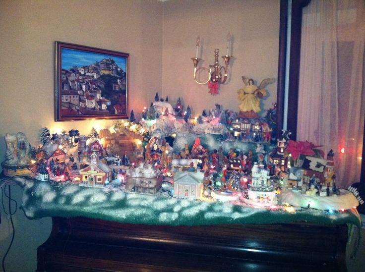 Italian Nativity -- Il Presepio
