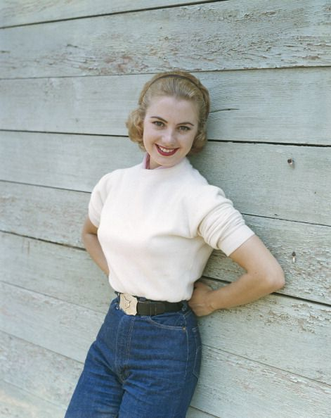 American actress Shirley Jones circa 1965 Photo d'actualité 489218281 | Getty Images