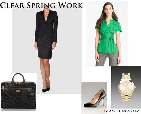Clear Spring Work