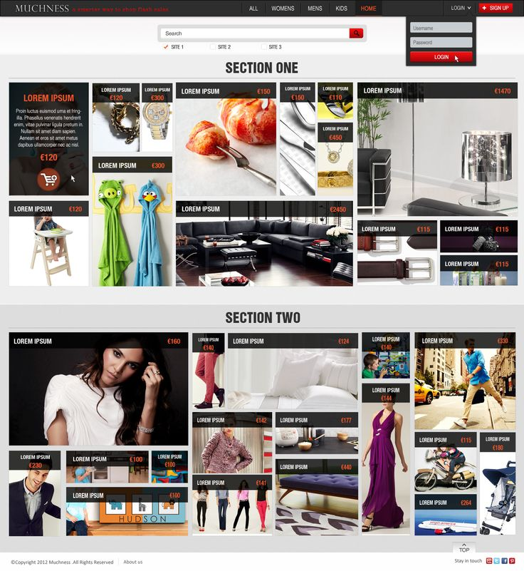 01.27.2013   Website for muchness.com by RTdevs #graphs