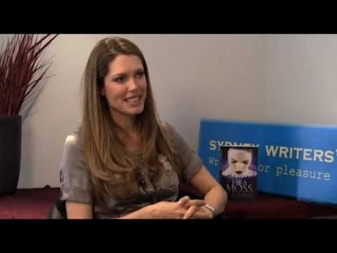 "Sydney Writers' Centre interviews Tara Moss, author of ""The Spider Goddess"""