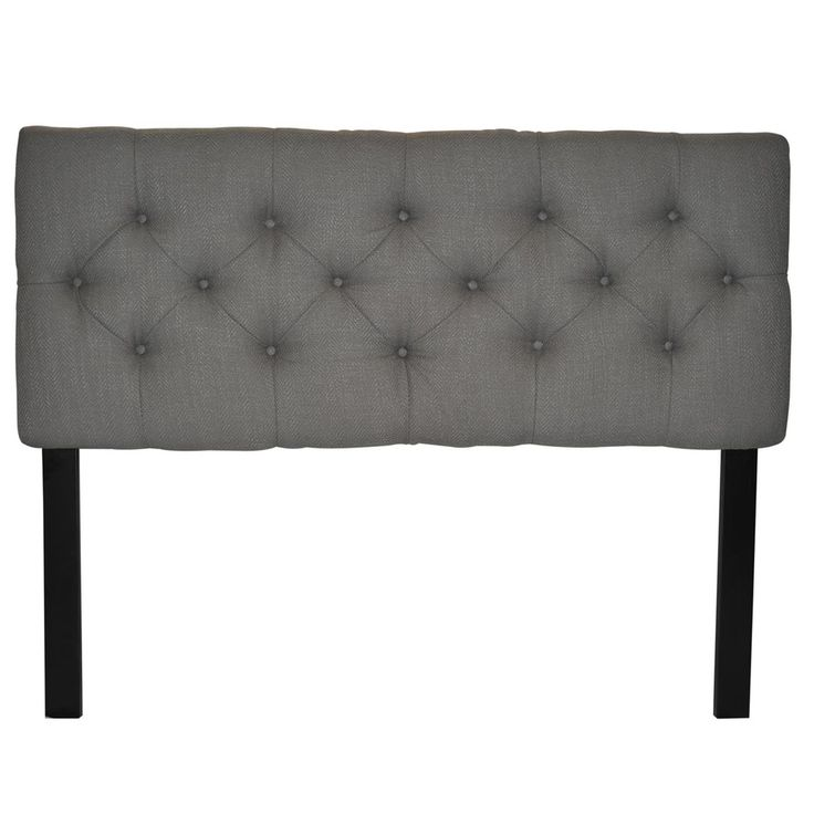Diamond Tufted Carlsbad Metal Hearboard | Overstock™ Shopping - Big Discounts on Sole Designs Headboards