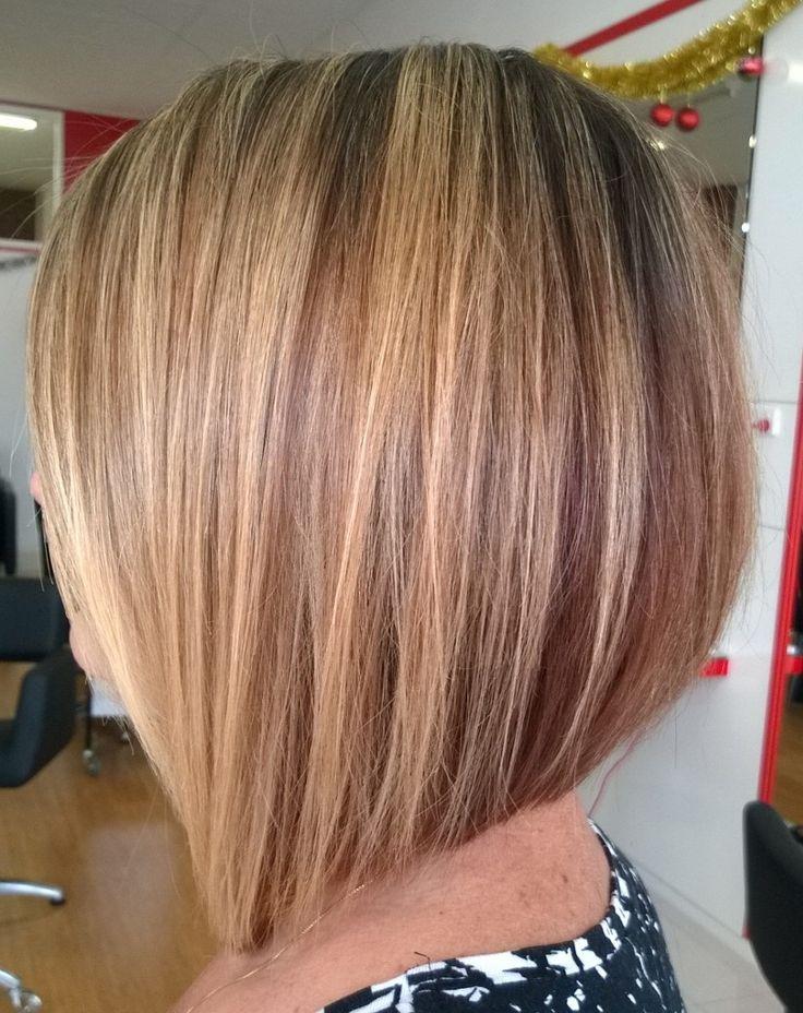 Triangular One Length #hair