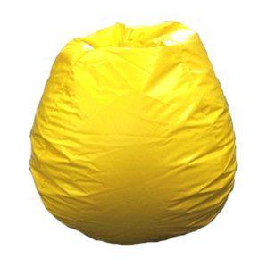 Yellow Bean Bag Chair