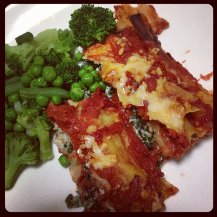12wbt spinach and ricotta cannilloni - yummy!  Foods I Love on this 12wbt journey too! http://12wbtmyjourney.blogspot.com.au/
