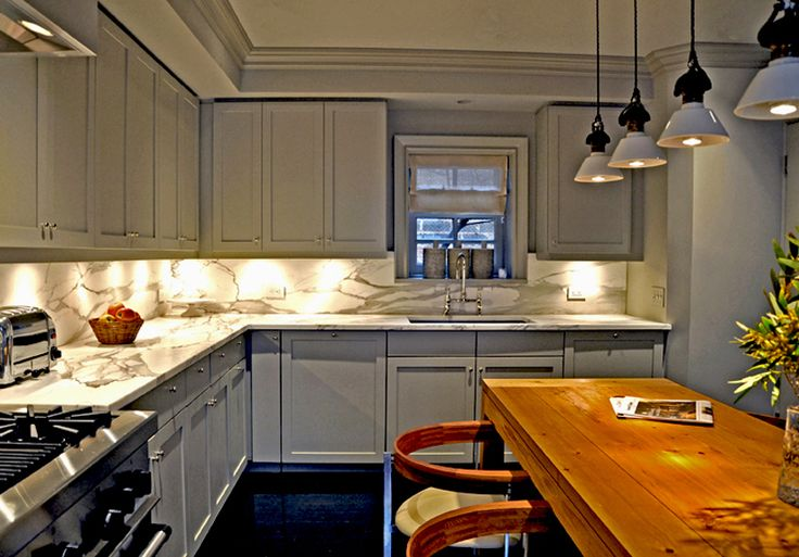 kitchen island nyc south townhouse kitchens that inspire 1962