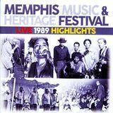 Memphis Music & Heritage Festival: Live 1989 Highlights [CD], 27177754