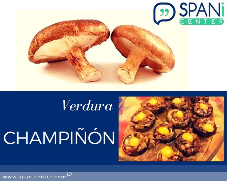 Aunque es un hongo, lo consideramos verdura porque acompaña a multitud de #riquisimos platos #SpanishFood