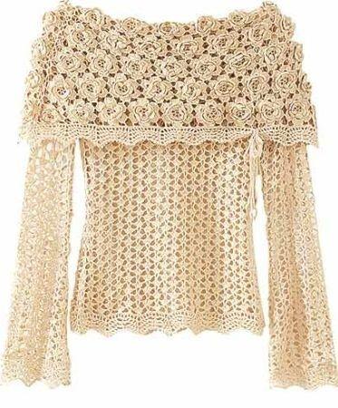 Crochet Top inspiraton