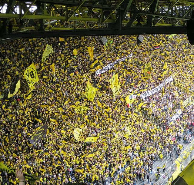 DFB Pokal: Borussia Dortmund vs Hertha BSC