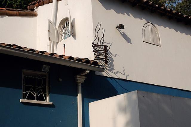 Casa La Chascona de Pablo Neruda en Santiago (Chile) | Sinbad #sinbadtrips