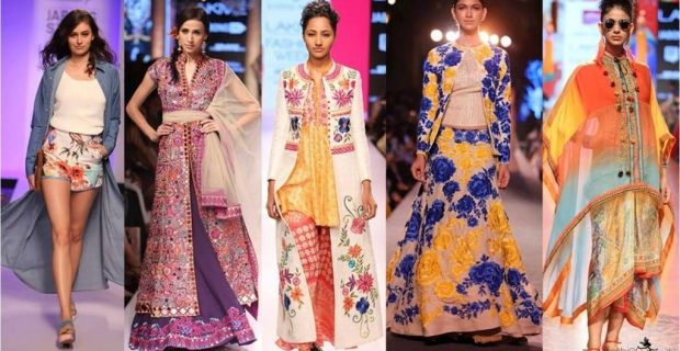 Trend Alert: Top fashion trends for Spring Summer from LFW 2015