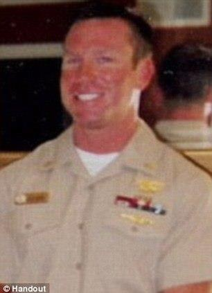US Navy Seal Tyrone Woods 1970 - 2012  US Navy Seal Ty Woods is an American Hero and may God Bless him as he rests in peace