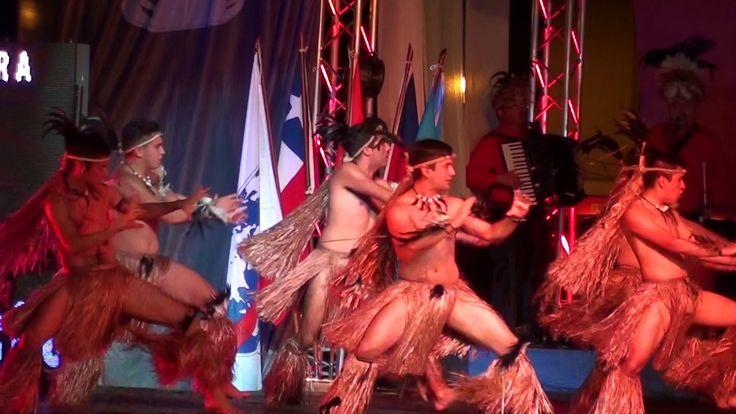 O Mundo a Dançar - Chile