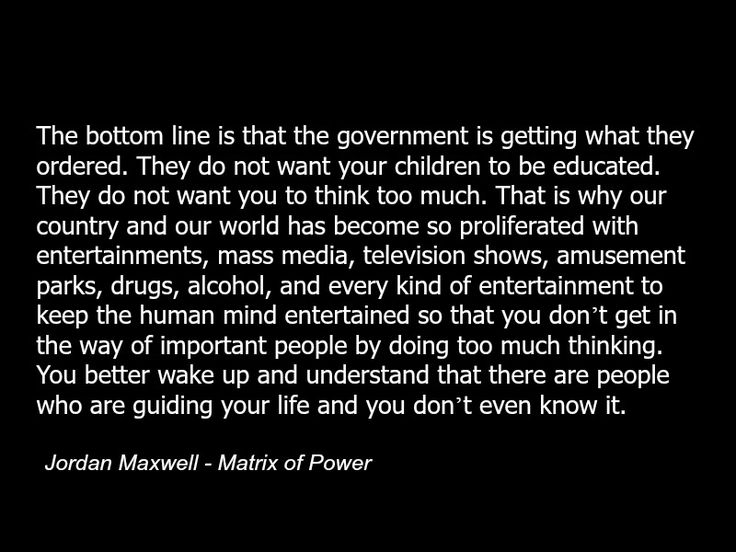 Jordan Maxwell - quote - conspiracy - illuminati - occult - politics - government-c50.jpg