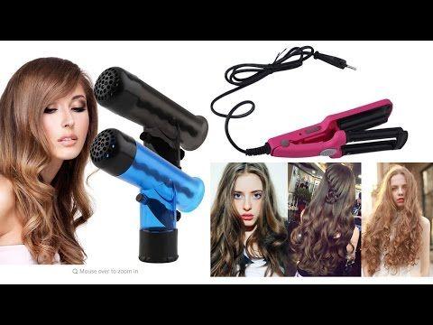 Топ 5 лучших для укладки волос инструменты 2016 года !!! Дешевые волос C...