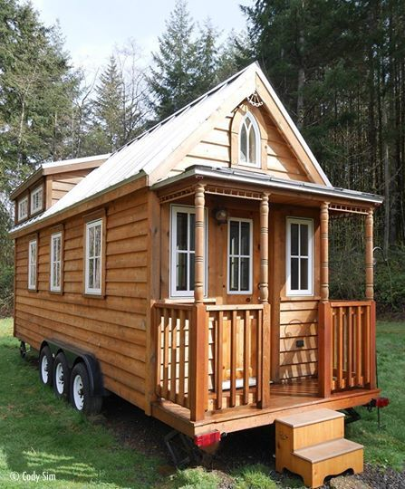 Tumbleweed Tiny House Cottages: 5268 Best Little Cottage Images On Pinterest