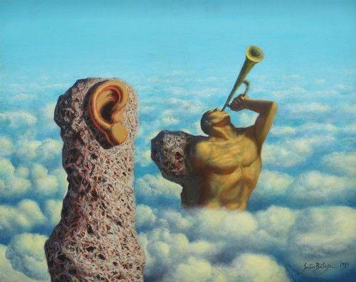 Artist Sabin Balasa - FindArtinfo
