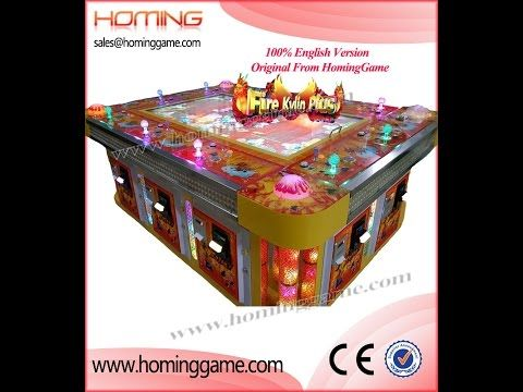 Top Good profits Kire Kylin fishing game machine for Gaming room(sales@hominggame.com) http://www.hominggame.com/show_Product_en.asp?ID=327 Fire Kylin Plus F...