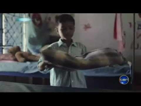 Channel Ten's story about our Sunrise Children's Villages campaign