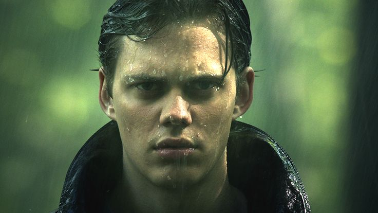 "Bill Skarsgård as Roman Godfrey, ""Hemlock Grove"""