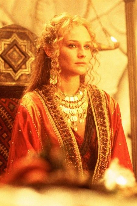 Another shot of Diane Kruger as Helen in the movie Troy.