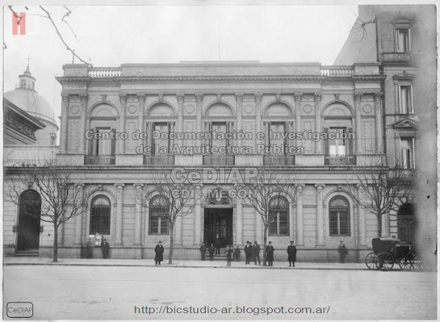 Curia Metropolitana - Rivadavia, frente a la Plaza de Mayo | CeDIAP