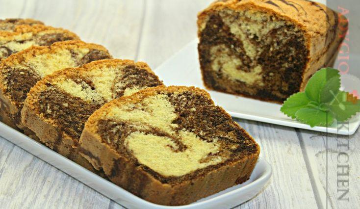 Chec pufos cu cacao si cappuccino - Adygio Kitchen