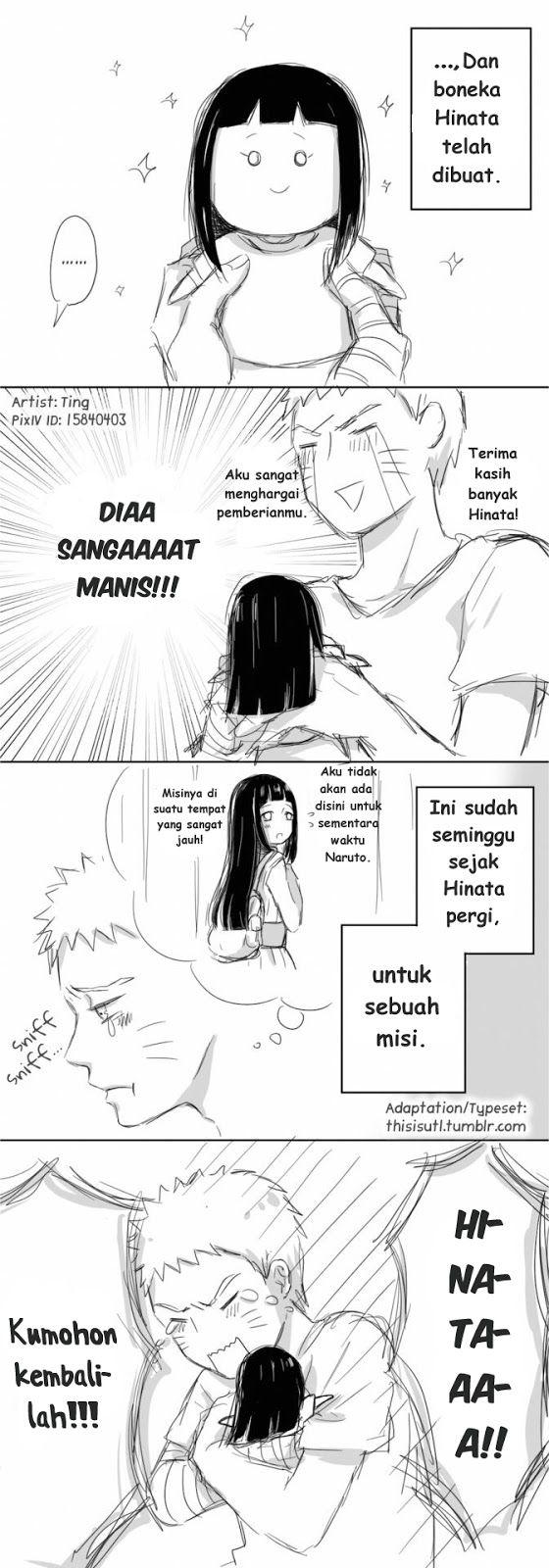 Komik NaruHina | Boneka Hinata | Bahasa Indonesia (2)