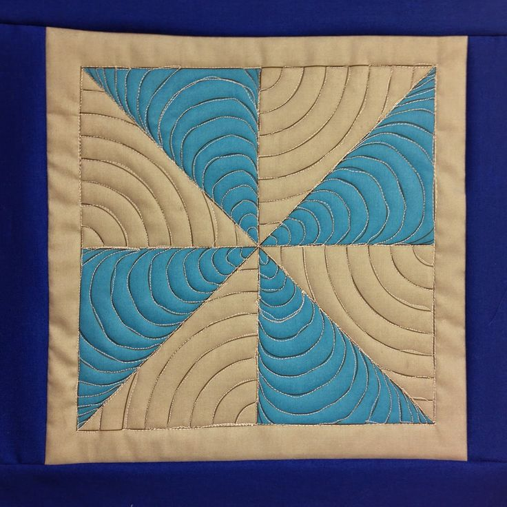 Check Out A Beginner Quilter S Progress On Free Motion