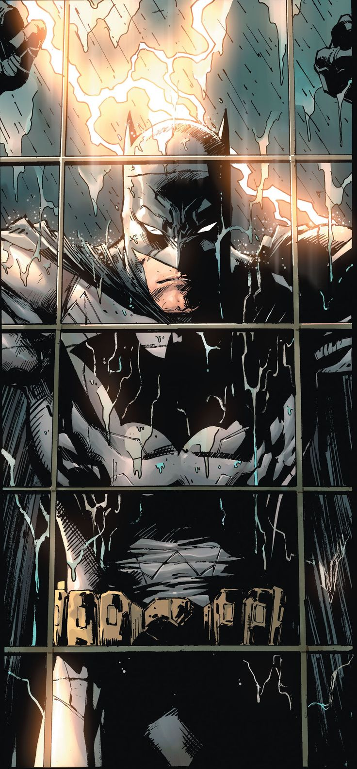 Batman by Tony S. Daniel sooo hot... - Ander