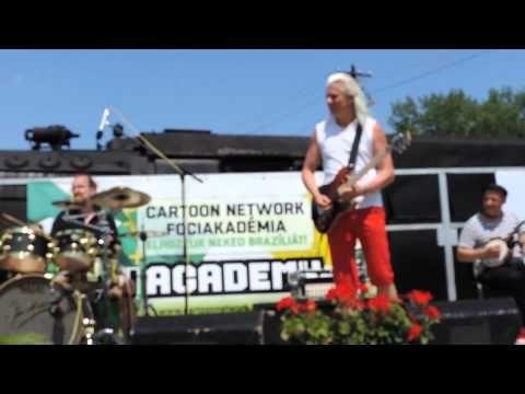 Az Alapi Power Trio és Éles Gábor gyerekzenekarának közös produkciója - YouTube