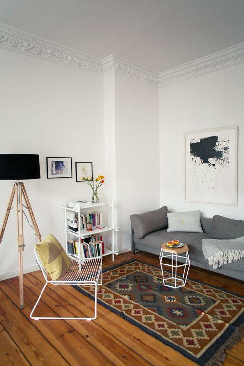 hereinspaziert in die berliner wohnung der our food stories blogger laura und nora plus ein. Black Bedroom Furniture Sets. Home Design Ideas
