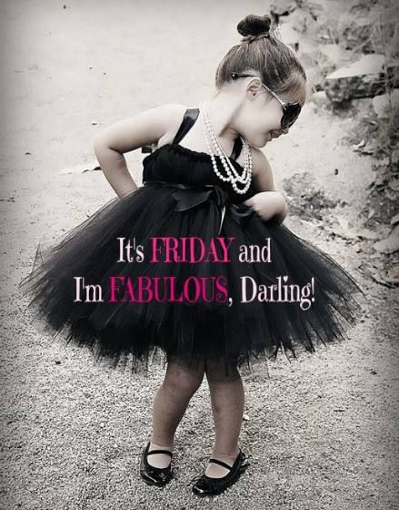 #HappyFriday We love Weekends!