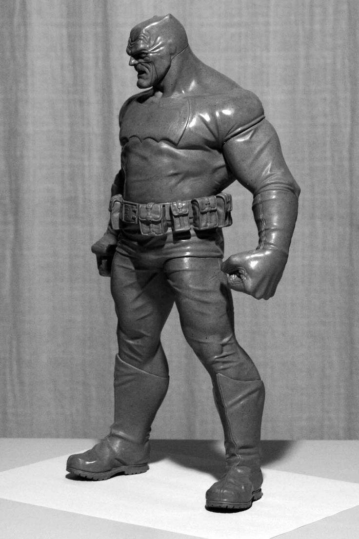 Batman TDK by ThiagoProvin on DeviantArt