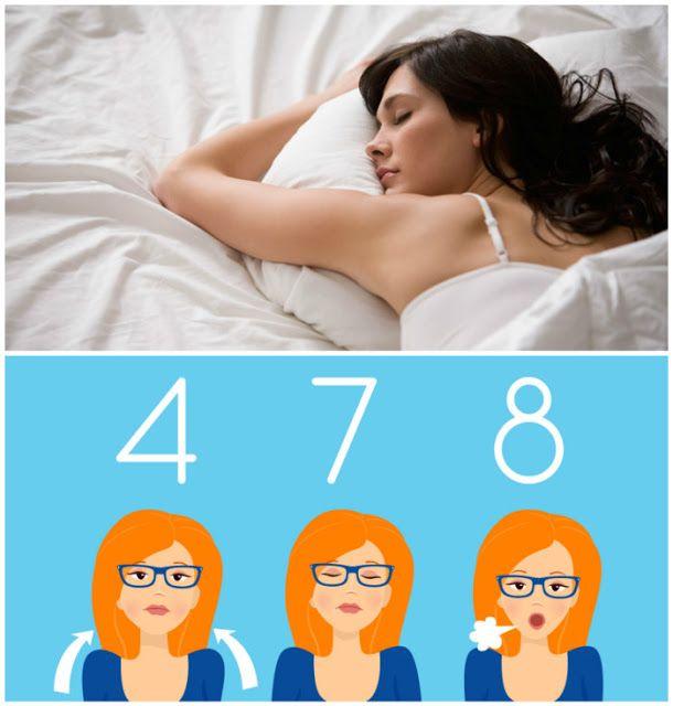 Ύπνος: Ποια είναι η μέθοδος 4-7-8 για να κοιμηθείτε εύκολα    Οι ωτοασπίδες, οι μάσκες ματιών...