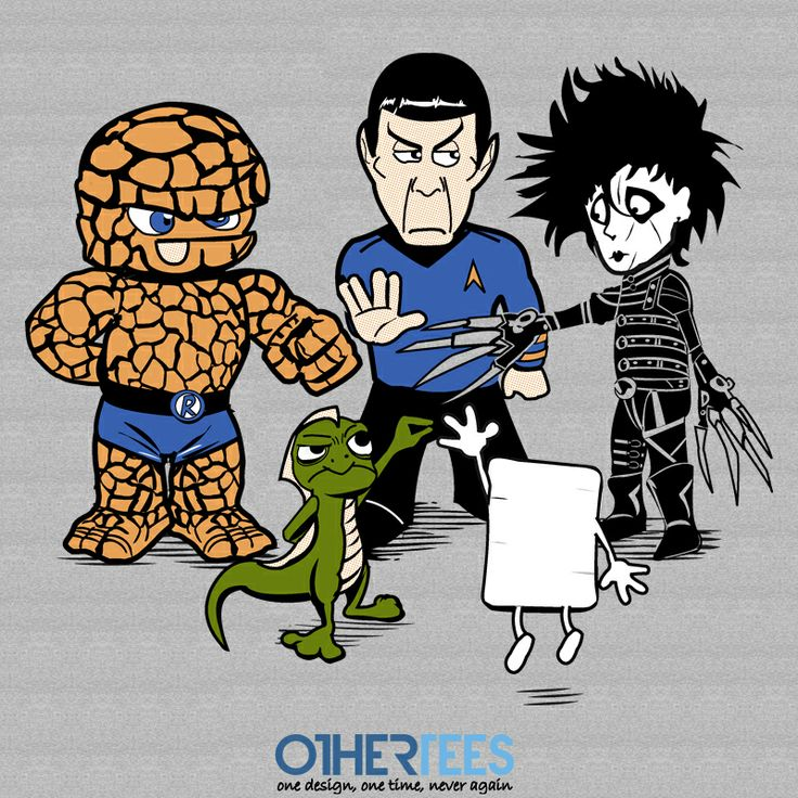 """Rock, paper, scissors..."" by Samiel Shirt on sale until 26th Feb on http://othertees.com #bigbangtheory #star trek #burton"