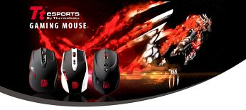 Mouse for gaming Thermaltake