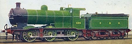 """Henry"" GNR Class J22 Ivatt/Gresley"