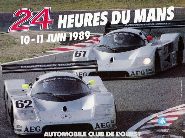 Le Mans, 24h du Mans 1989