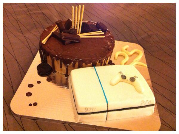 Drep cake e PS4