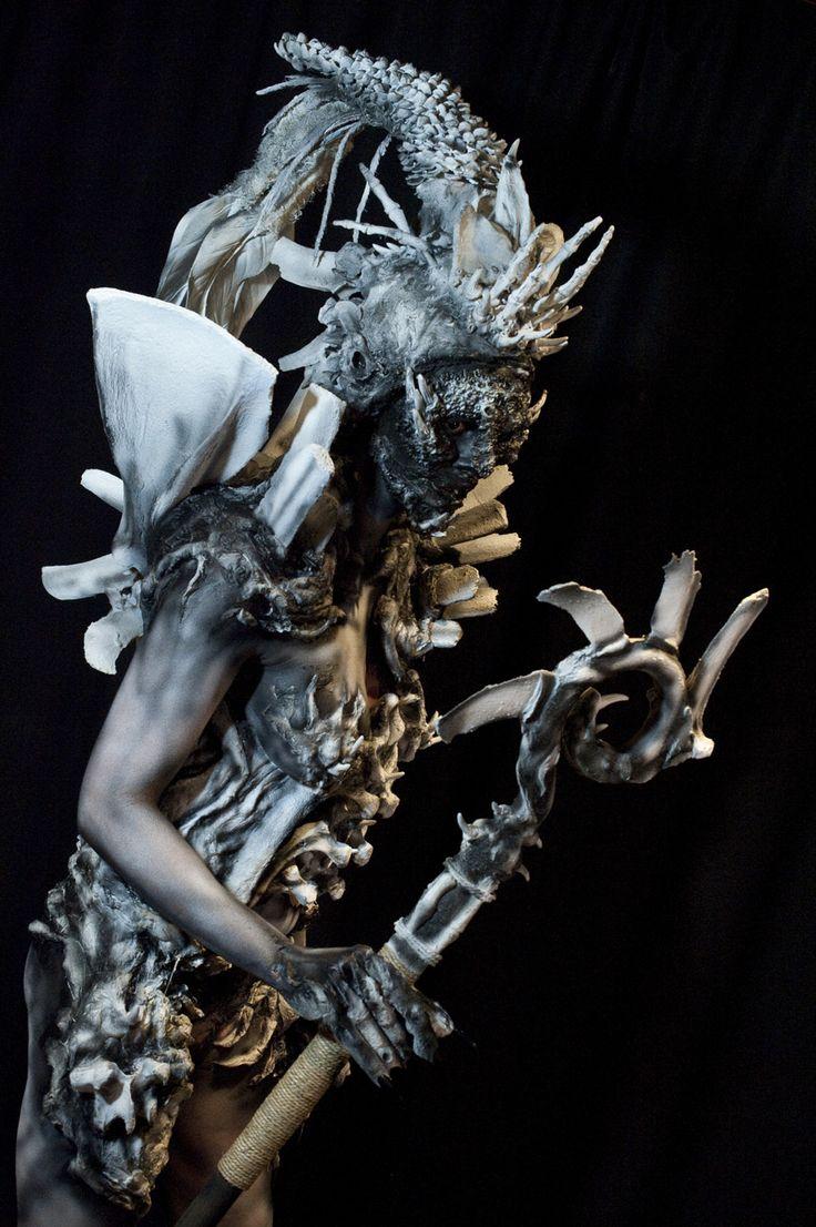 Photography, Makeup, Hairstyle, SFX prosthetics by Elska Studios www.elska.com.au 0418 825 925 #elska