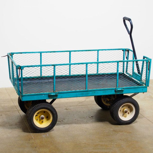 Teal #Wagon   Looks Cool, Is Fun For The Kids And Useful For Carrying