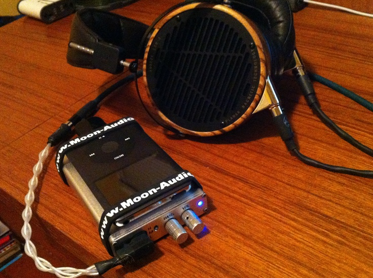 My Audeze LCD3 & ALO RxMK3-B headphone amp.  Now onto the ALO International!!!!